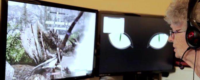 Imagem de: Vovó gamer de 79 anos é fanática por Skyrim e tem canal no YouTube