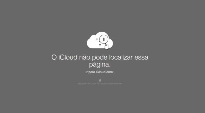 Imagem de: Apple remove página do iCloud que permitia ver se um gadget era roubado