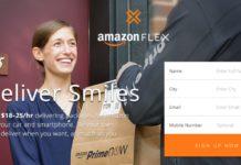 Imagem de: Amazon vai pagar para que pessoas entreguem encomendas com seus carros