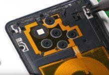 Imagem de: Nokia 9 PureView falha em teste de conserto por excesso de cola [vídeo]