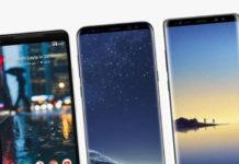Imagem de: De 2014 a 2018: os melhores celulares do ano dos últimos 5 anos