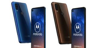 Imagem de: Motorola P50 é a versão chinesa do One Vision, mostra vídeo