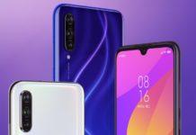 Imagem de: Xiaomi lança CC9, CC9e e CC9 Meitu Edition; confira preços e specs