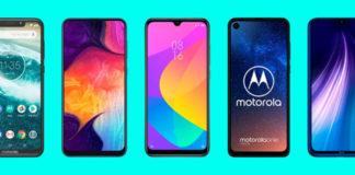 Imagem de: Os 5 melhores celulares para você comprar com até R$ 1,5 mil