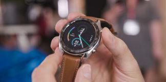 Imagem de: Huawei Watch GT 2 aparece em imagens vazadas: design compacto e novidades