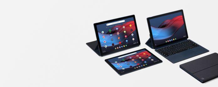 Imagem de: Possível novo tablet híbrido da Google é avistado no Geekbench