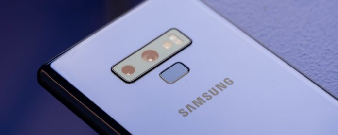 Imagem de: Galaxy Note 9 começa a receber Android Pie em versão final