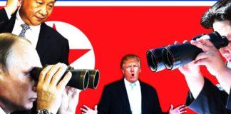 Imagem de: Rússia oferece conexão de internet para a Coreia do Norte após DDoS dos EUA