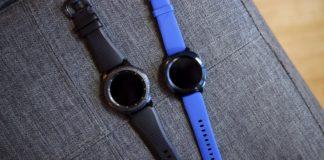 Imagem de: Vazamento mostra o design do smartwatch Galaxy Sport da Samsung