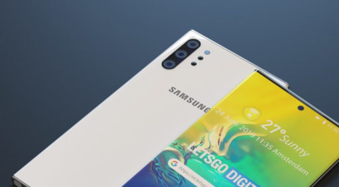Imagem de: Galaxy Note 10 pode ter sensor 3D para melhorar modo retrato