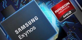 Imagem de: Celulares Samsung terão GPUs Radeon da AMD a partir de 2021