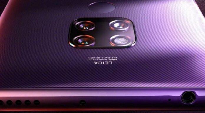 Imagem de: Huawei Mate 30 Pro tem renders de case vazados confirmando design
