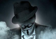 Imagem de: Anonymous derruba site e expõe dados de deputado 'da censura na internet'