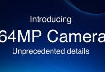 Imagem de: Xiaomi anuncia detalhes da câmera de 64 MP durante conferência em Pequim