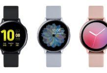 Imagem de: Galaxy Watch Active 2: mais aplicativos e a volta do mostrador giratório