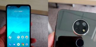 Imagem de: Com câmera de 48 MP, Nokia 'Daredevil' aparece em imagens vazadas