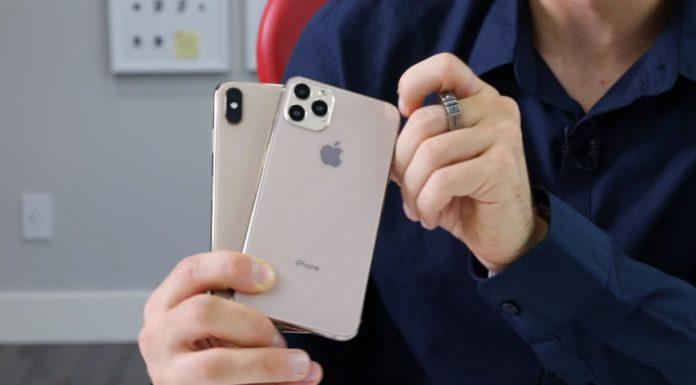 Imagem de: iPhone 11 Pro: veja o unboxing de um clone do celular da Apple