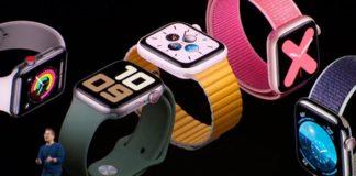 Imagem de: Apple Watch chega em nova geração com tela sempre ligada