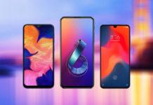 Imagem de: Os 10 celulares mais buscados no Comparador do TecMundo (10/06/2019)