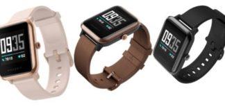 Imagem de: Xiaomi lança os novos smartwatch Amazfit Health e Amazfit Verge