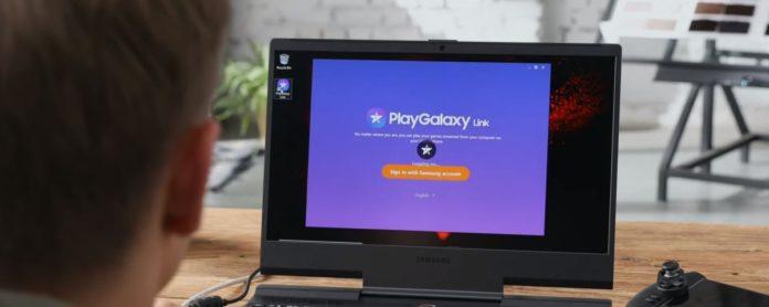 Imagem de: Galaxy Note 10 agora permite jogar os games instalados no PC