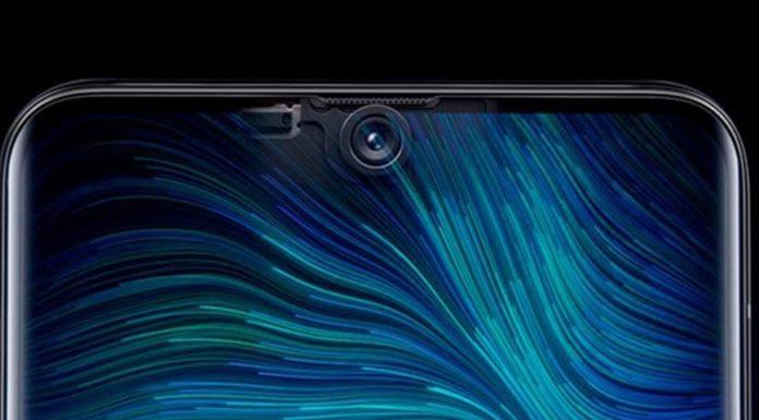 Imagem de: Oppo Find Y não deve ter câmera sob a tela, de acordo com patente