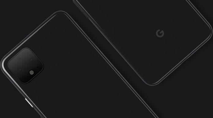 Imagem de: Google Pixel 4: celular tem imagem oficial publicada pela empresa
