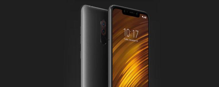 Imagem de: Promoção! Xiaomi Pocophone F1 com 128 GB está saindo por apenas R$ 1.500