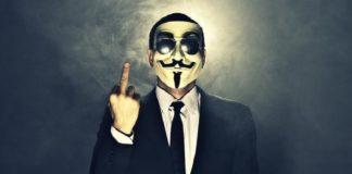 Imagem de: Anonymous hackeia associação da PF contra fim da Operação Lava Jato