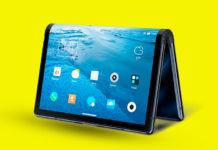 Imagem de: CES 2019: conhecemos o Royole FlexPai, primeiro celular dobrável do mundo