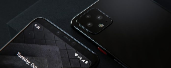 Imagem de: Designer imagina como será o visual final do Google Pixel 4