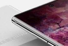 Imagem de: Galaxy Note 10 tem protetor de tela vazado que mostra bordas ultrafinas