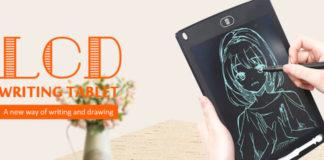 Imagem de: Tablet com caneta para desenho está com 41% de desconto na GearBest