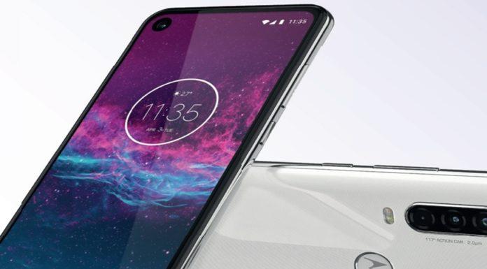 Imagem de: Motorola One Action é lançado no Brasil; confira preço e detalhes