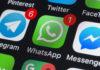 Imagem de: WhatsApp é o app mais usado na tela do celular do brasileiro