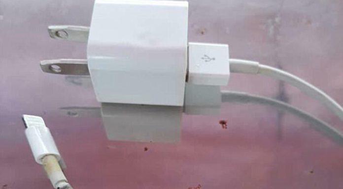 Imagem de: Adolescente morre eletrocutada por cabo de smartphone