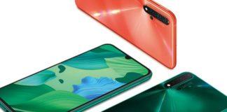 Imagem de: Huawei Nova 5 virá equipado com câmera frontal de 32 MP