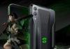 Imagem de: Xiaomi lança smartphone gamer Black Shark 2 com 12 GB de RAM
