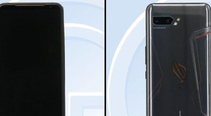 Imagem de: ASUS RoG Phone 2 aparece com bateria parruda de 5.800 mAh em novo vazamento