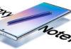Imagem de: Samsung Galaxy Note 10 deve ter, no mínimo, 256 GB de armazenamento
