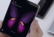 Imagem de: Galaxy Fold será lançado em breve, afirma executivo da Samsung