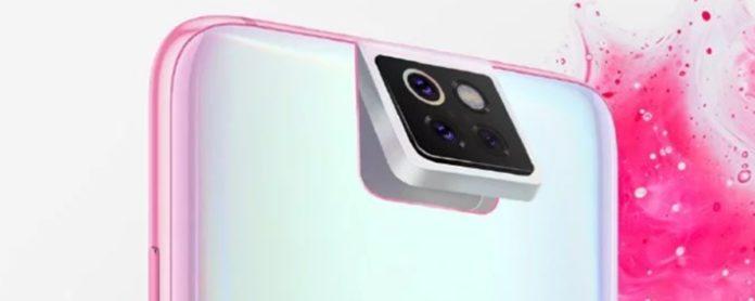 Imagem de: Xiaomi e Meitu devem lançar o 1º celular com 3 câmeras retráteis