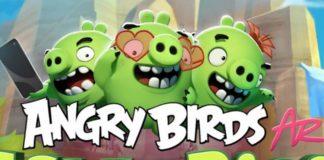 Imagem de: Angry Birds ganha jogo de realidade aumentada para iOS