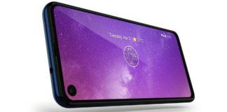 Imagem de: Motorola One Action tem especificações quase idênticas às do One Vision
