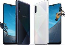 Imagem de: Galaxy A30s e A50s são oficialmente lançados pela Samsung