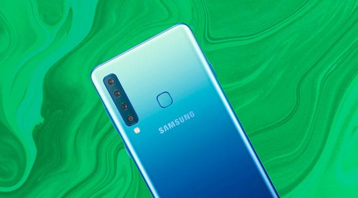 Imagem de: Hands On: confira as nossas primeiras impressões do Samsung Galaxy A9