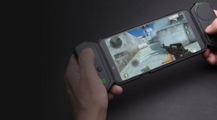 Imagem de: Xiaomi Black Shark ganhará versão 5G em 2020