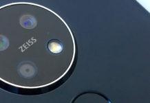 Imagem de: Nokia 7.2 aparece em imagens vazadas com câmera tripla e lentes Zeiss