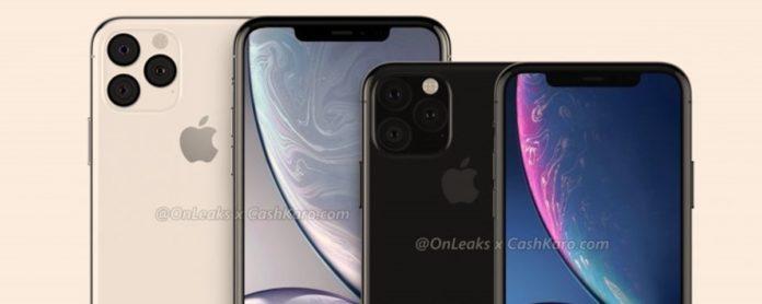 Imagem de: iPhone 2019: novos vazamentos revelam detalhes das câmeras e do iOS 13