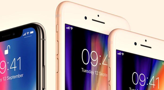Imagem de: iPhones de 2020 podem vir com leitor de digitais sob toda a tela